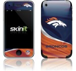 NFL® Denver Broncos Vinyl Skin for Apple iPhone 3G / 3GS