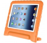 LapWorks Smart Kids Mini iPad Shock Resistant Case with micro fiber cleaning cloth and screen protector for iPad mini are included