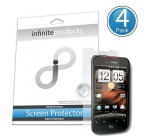 Infinite Products PhotonShield Screen Protectors for HTC Droid Incredible 2 & S (4 Pack) ANTI-GLARE