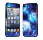 Apple iPod Touch 5 ( 5th Generation ) Decal Vinyl Skin Blue Space – By SkinGuardz