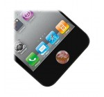 For Apple iPhone 4S 4 iPod Touch 4 iPad 3 2 1 Pastries Universal Home Button Stickers