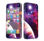 Apple iPhone 5 Full Body Vinyl Decal Protection Sticker Skin Space By Skinguardz
