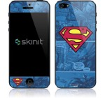 Skinit Superman Logo Vinyl Skin for Apple iPhone 5 / 5S