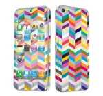 Apple iPhone 5 Full Body Vinyl Decal Protection Sticker Skin Multi Color