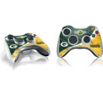 NFL® Green Bay Packers Vinyl Skin for 1 Microsoft Xbox 360 Wireless Controller