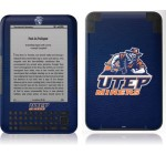 Skinit Kindle Skin (Fits Kindle Keyboard), University of Texas, El Paso Reviews