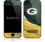 NFL® Green Bay Packers Vinyl Skin for Apple iPhone 5 / 5S