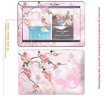 Protective Decal Skin skins Sticker for Samsung Galaxy Tab 10.1 10.1 inch tablet case cover GlxyTAB10-341