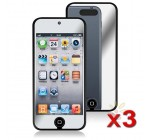 Everydaysource Compatible with Apple iPod touch 5th Generation 3 pack of Mirror Screen Protector