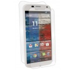 BodyGuardz BZ-UMMX-0713 UltraTough Full Body Protection with Anti-Microbial for Motorola Moto X – Retail Packaging – Clear