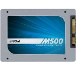 Crucial M500 240GB SATA 2.5-Inch 7mm (with 9.5mm adapter) Internal Solid State Drive CT240M500SSD1