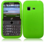 For Samsung S390G Silicone Jelly Skin Cover Case Neon Green Accessory Reviews