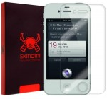 Skinomi TechSkin – Screen Protector Ultra Clear Shield for Apple iPhone 4S (AT&T) – 2-Pack + Lifetime Warranty