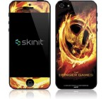 Skinit The Hunger Games Logo Vinyl Skin for Apple iPhone 5 / 5S