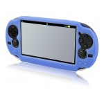 eForCity Silicone Skin Case Compatible with Sony PlayStation Vita, Blue