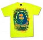 "Zion Adult Jerry Garcia ""Psychedelic"" Neon T-Shirt Reviews"