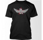 Psychedelic Furs 'Wings' Black T-Shirt