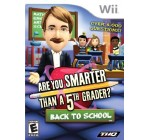 THQ Are You Smarter Than a 5th Grader: Back to School (Nintendo Wii) for Nintendo Wii for Video Games (Catalog Category: Nintendo Wii / Arcade )