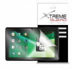 XtremeGuardTM Mach Speed Trio Stealth G2 10.1″ Elite Tablet Screen Protector (Ultra Clear)