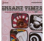 Insane Times: 25 British Psychedelic Reviews