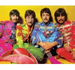 The Beatles Sergeant Peppers Classic Rock Music Legends Icons Postcard Poster Print 11×14