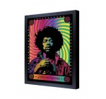 Pyramid America PPL70084F Jimi Hendrix – Psychedelic Poster