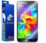 ArmorSuit MilitaryShield – Samsung Galaxy S5 Screen Protector Anti-Bubble Ultra HD – Extreme Clarity & Touch Responsive Shield with Lifetime Free Replacements – Retail Packaging Reviews