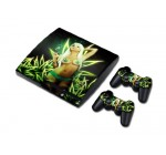 Doodle Deals Blond Weed so Sexy Cool Skin Sticker for Ps3 Slim Consol 2 Matching Ps3 Controller Stickers Platstation 3