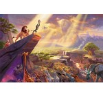 Poster Gallery Thomas Kinkade Lion King Poster HD HOME WALL Decor Custom Poster-1538 size (inch):24×35