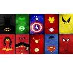 Poster Gallery Comics Marvel Avengers Super Heroes Poster HD HOME WALL Decor Custom Poster-1605 size (inch):12×21