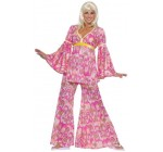 Forum Novelties Women's Flower Power Hippie 60′s Costume