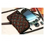 XFUNY Protective Travel Carry Soft Cover Case Bag Pouch Sleeve for PS Vita PSV