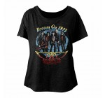 Aerosmith – Womens Dream On Triblend Dolman T-Shirt