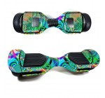 Skin for Swagtron T580 Hoverboard – Psychedelic  MightySkins Protective, Durable, and Unique Vinyl Decal wrap cover   Easy To Apply, Remove, and Change Styles   Made in the USA