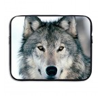 Computer Liner Bag Wolf Abstract Psychedelic Science Chemistry Laptop Bag Liner Bag Laptop Computer Sleeve 13 Inch Tablet Case Computer Accessories For Macbook Air Pro