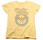 Womens: Wonder Woman – Faded Wonder Ladies T-Shirt Size XXL