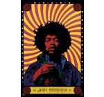 Jimi Hendrix – Psychedelic Poster Poster Print Reviews