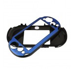Cptcam Aluminum Hard Skin Case Cover Shell Protector for Sony Ps Vita PSV 2000 (DARK BLUE)