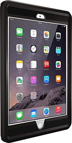 OtterBox DEFENDER SERIES Case for iPad Mini 1/2/3 – Retail Packaging – BLACK