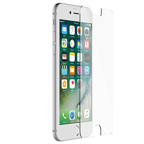 OtterBox ALPHA GLASS SERIES Screen Protector for iPhone 8/7/6s/6 (NOT Plus) – Retail Packaging – CLEAR
